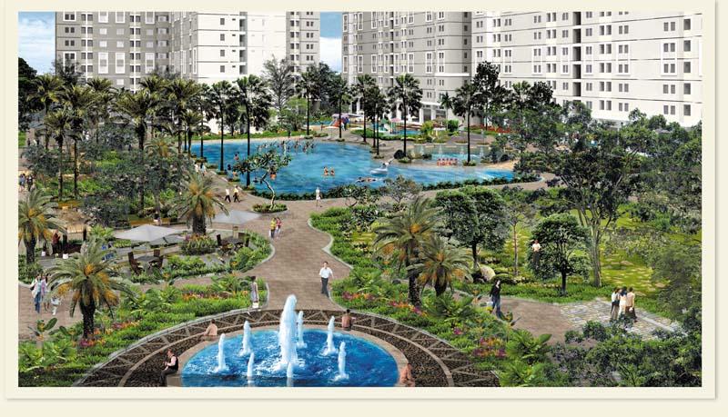 Apartemen Green Palace | Fasilitas