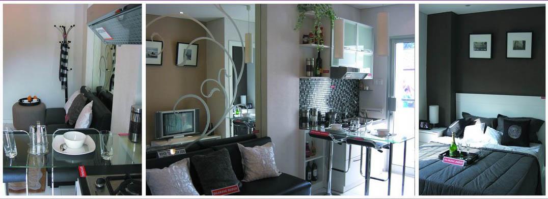 Apartemen green palace | show unit